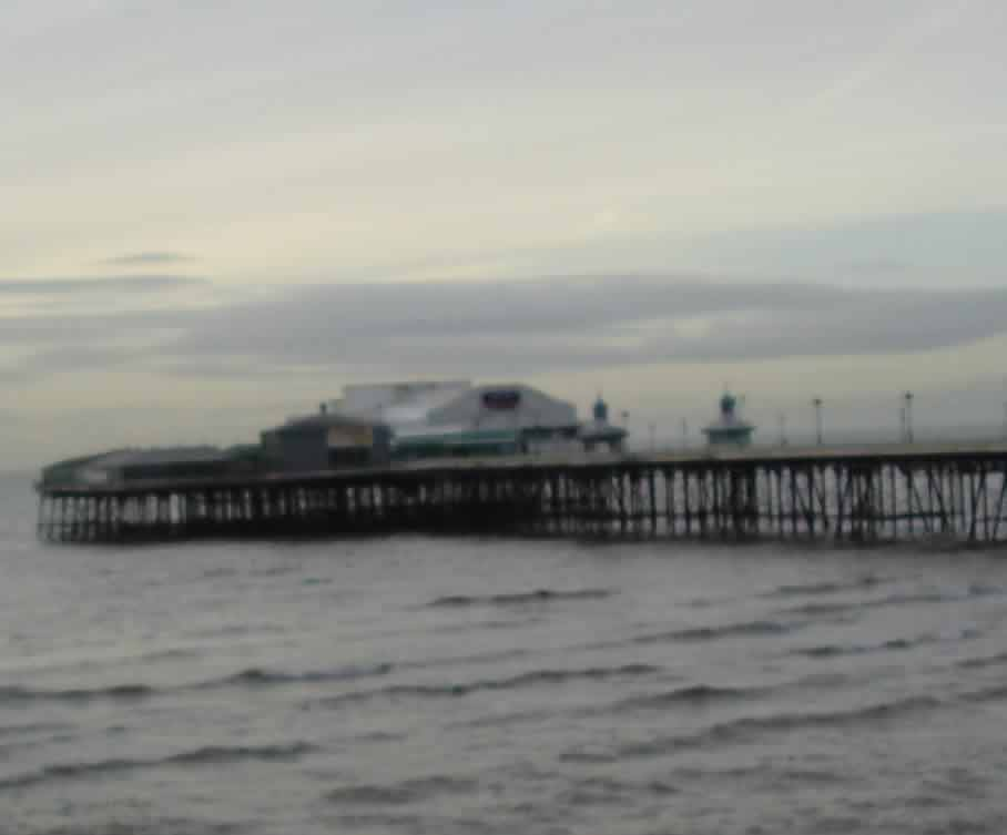 Blackpool North Pier